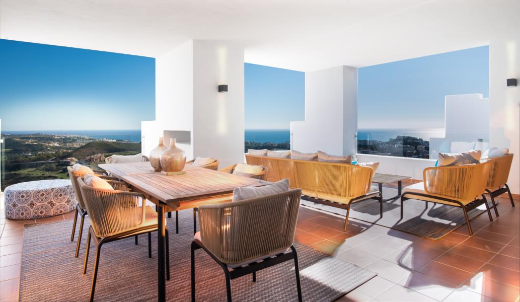 The Suites at La Cala Hill Club, a promotion of brand new modern apartments