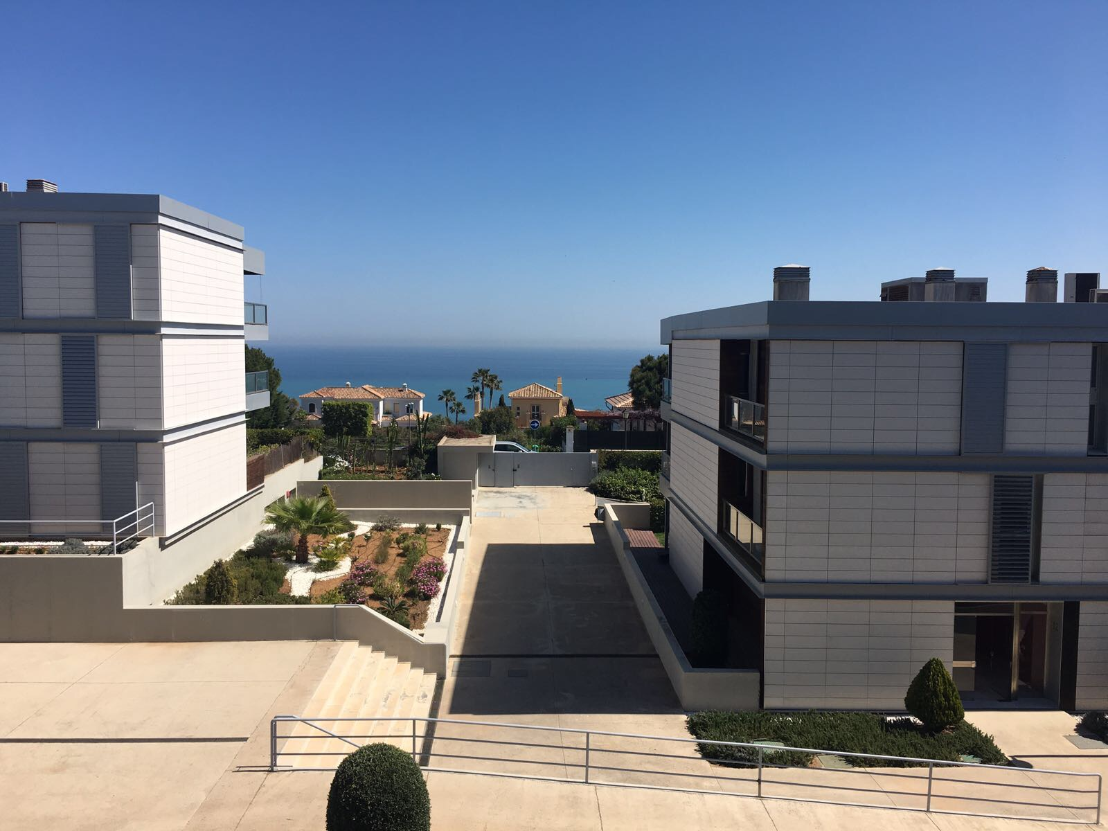 3 bedroom apartment in Punta Paloma Manilva with sea views and indoor pool