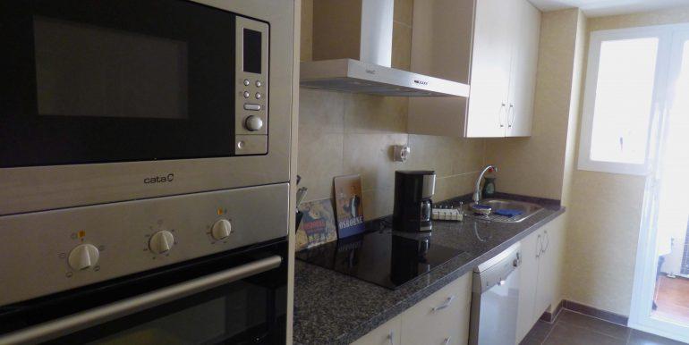 Nueva Alcaidesa REF 0051 Kitchen