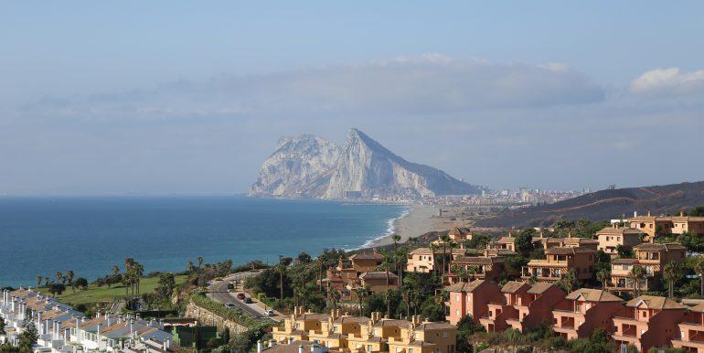 00544 View Gibraltar