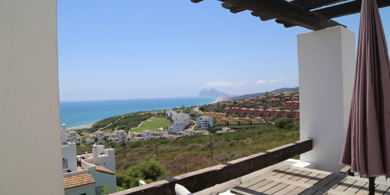 00544 Terrace view Gibraltar