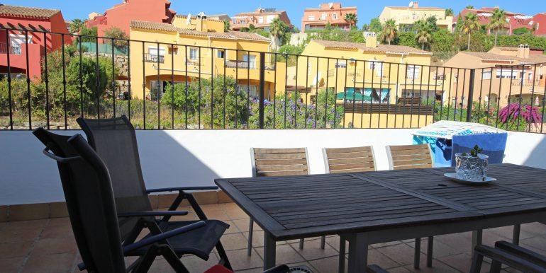 REF 00549 Terrace kitchen
