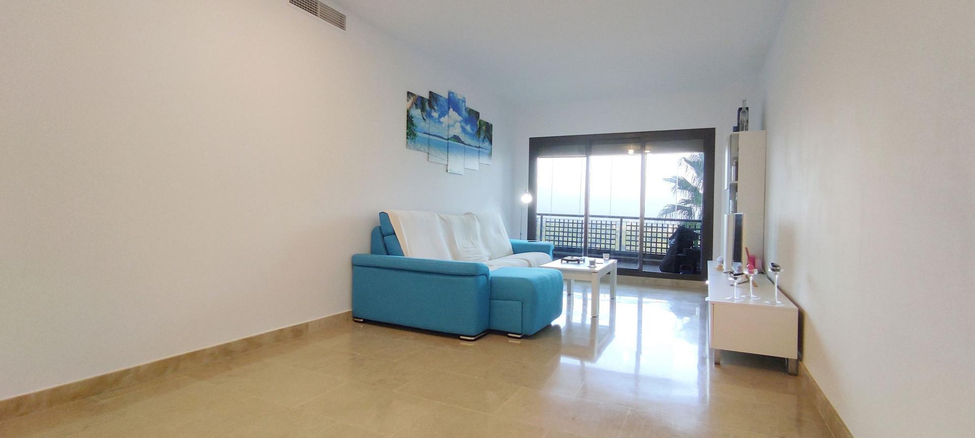 2 Bedroom Apartment in Alcaidesa Suites